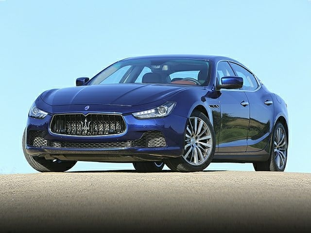 used 2014 maserati ghibli for sale at select automotive | vin