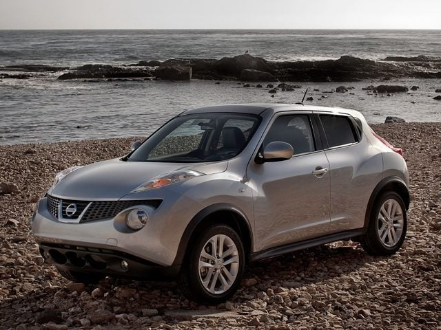 2014 Nissan Juke S SUV for sale in Batavia