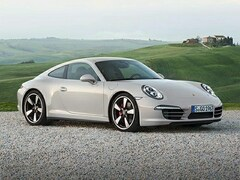 2014 Porsche 911 50th Anniversary Edition Coupe