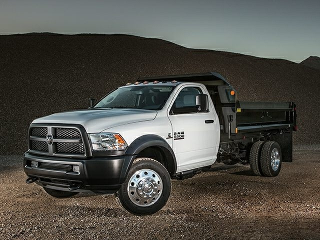2014 Ram Chassis 3500 Truck Regular Cab