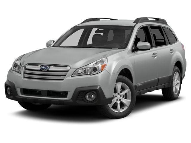 2014 Subaru Outback 4dr Wgn H4 Man 2.5i Premium Sport Utility