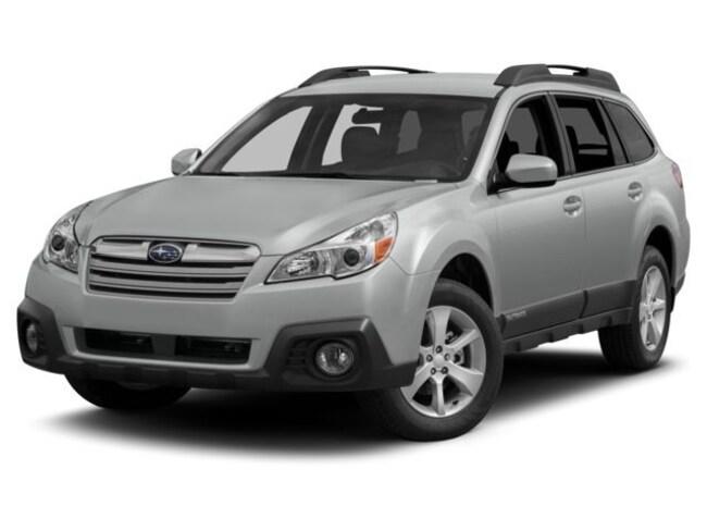 Used 2014 Subaru Outback 2.5i Premium SUV in Bennington, VT