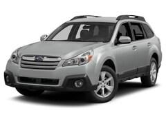 Used 2014 Subaru Outback 2.5i Premium (CVT) SUV in Green Bay, WI
