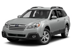 Certified Pre-Owned 2014 Subaru Outback 2.5i Limited Wagon SU10684A for sale in Racine, WI