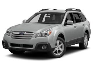 Used 2014 Subaru Outback 2.5i SUV 4S4BRCNC5E3277988 Dayton, OH