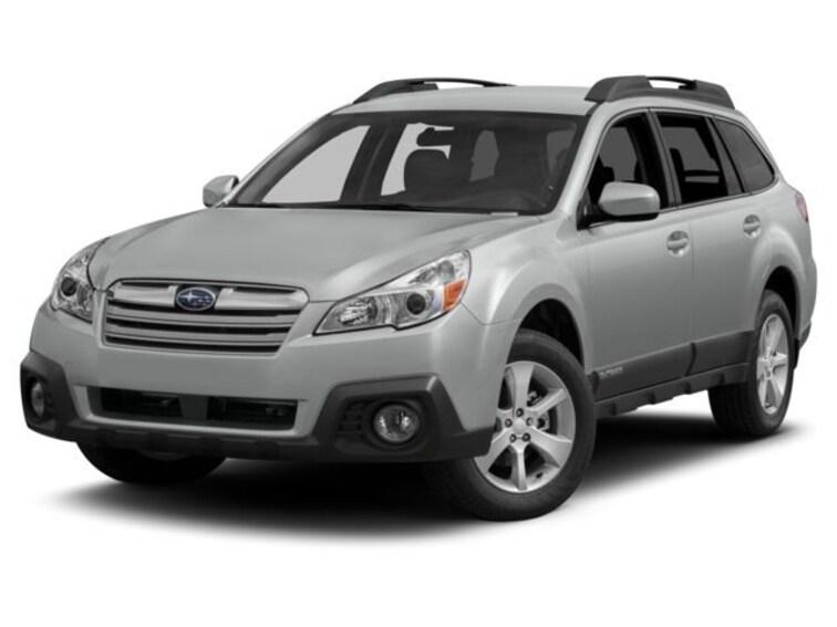 Used 2014 Subaru Outback 2.5i Limited Wagon Ballwin, MO