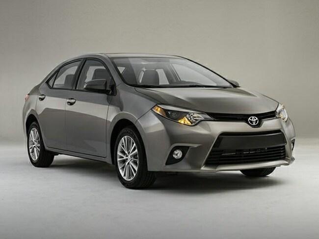 Used  2014 Toyota Corolla Sedan For Sale Conroe, TX