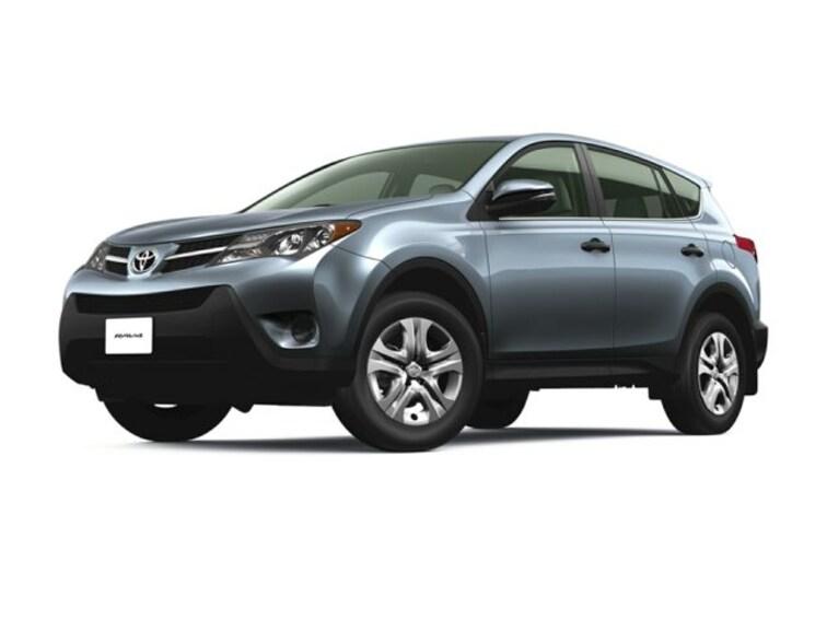 New 2014 Toyota RAV4 SUV in Georgetown, TX