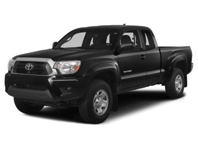 Used 2014 Toyota Tacoma 4x4 Truck Access Cab For Sale Oneonta, NY