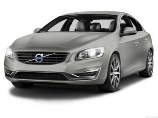 Pre-Owned 2014 Volvo S60 T5 Sedan YV1612FS9E2275612 Raleigh NC