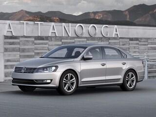 used 2014 Volkswagen Passat 2.0L TDI SEL Premium Sedan for sale in Savannah