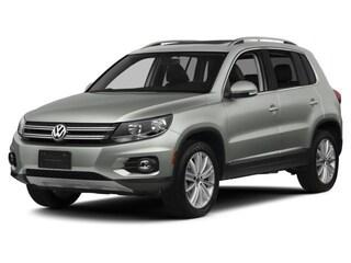 Pre-Owned 2014 Volkswagen Tiguan SEL SUV in Dublin, CA