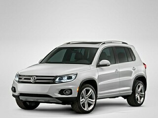 2014 Volkswagen Tiguan R-Line SUV for sale in new york