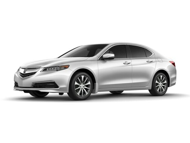 Used 2015 Acura TLX 2.4L Sedan for sale in Brooksville, FL at Crystal Chrysler Dodge Jeep