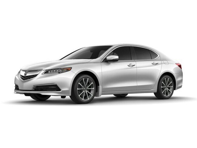 2015 Acura TLX 3.5L V6 w/Technology Package Sedan
