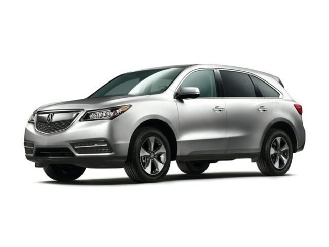 Used 2015 Acura MDX MDX SUV for sale near Playa Vista