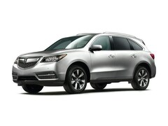 Used 2015 Acura MDX Advance/Entertainment Pkg FWD 4dr SUV for sale in Las Vegas