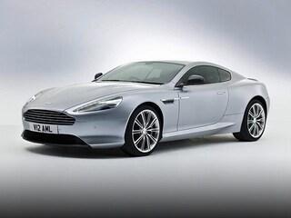 2015 Aston Martin DB9 Carbon Edition Coupe