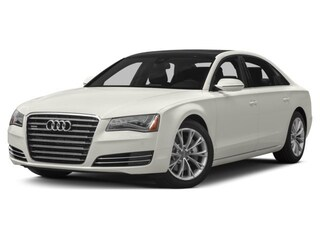 Used 2015 Audi A8 L 4.0T Sedan WAU32AFD8FN032811 for sale in Charlotte