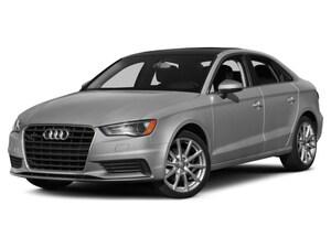 2015 Audi A3 2.0 TDI Premium
