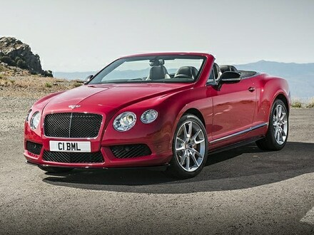 Used 2015 Bentley Continental GT V8 S Convertible in Livermore, CA