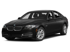 Certified Pre-Owned 2015 BMW 5 Series Car Utica NY
