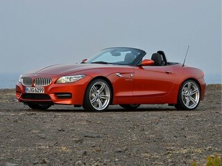 2015 BMW Z4 sDrive35i Convertible