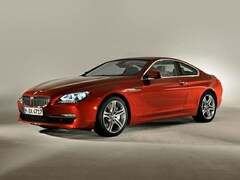 2015 BMW 640 640i Xdrive Coupe