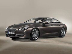 2015 BMW 6 Series 640i Gran Coupe Sedan