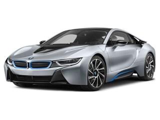 2015 BMW i8 Base Coupe