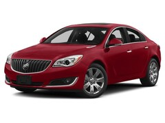 2015 Buick Regal Turbo Sedan