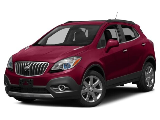 Used 2015 Buick Encore Base Wagon for sale in Fairfield, IL