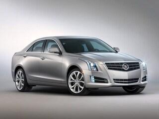 2015 Cadillac ATS Sedan Standard AWD Sedan