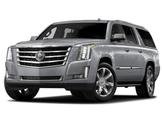 Used 2015 Cadillac Escalade Esv Lu For Sale In Hazleton Pa Vin