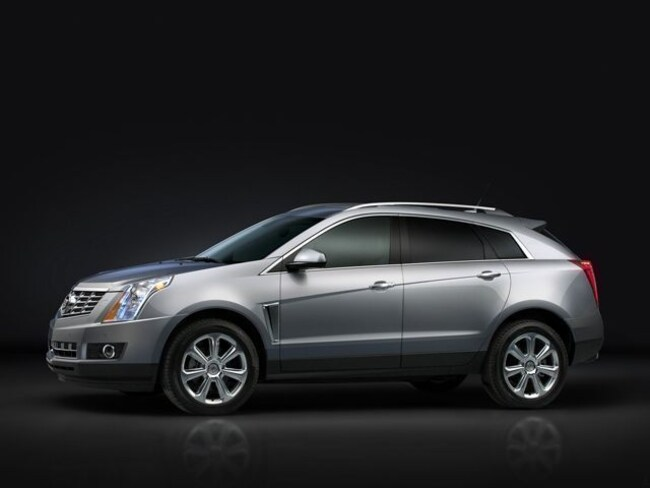 Used 2015 Cadillac SRX Premium Collection Station Wagon in Clayton, GA