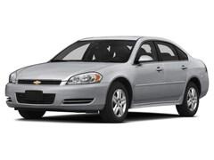 2015 Chevrolet Impala Limited Sedan