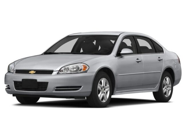 Used 2015 Chevrolet Impala Limited LS Sedan for sale in Fairfield, IL