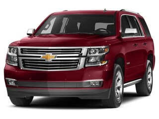 2015 Chevrolet Tahoe Special Service Vehicle SUV