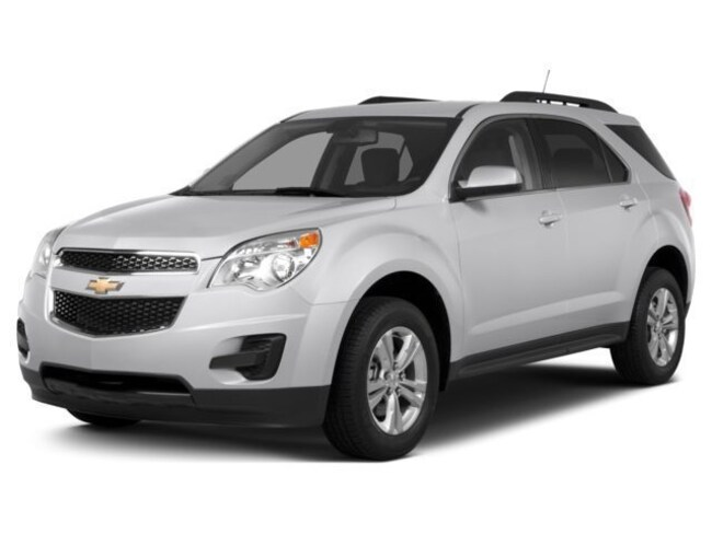 Used 2015 Chevrolet Equinox LT w/1LT SUV For Sale in Johnstown, PA