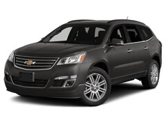 Used 2015 Chevrolet Traverse LT SUV in Indianapolis