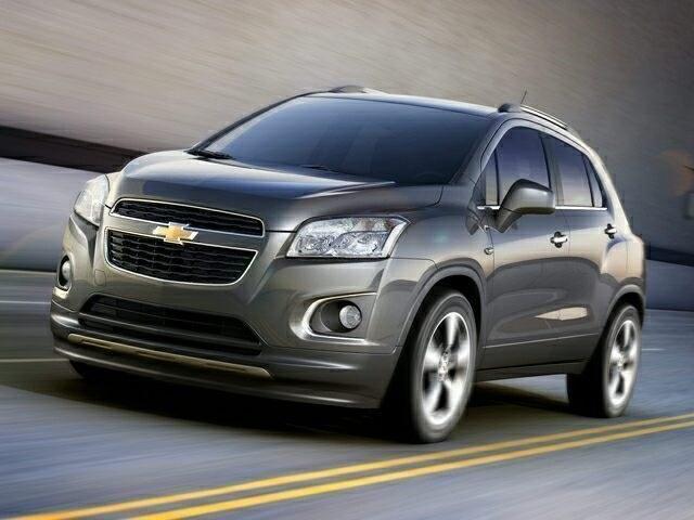 Certified Used 2015 Chevrolet Trax LTZ SUV In Cedar Rapids, IA
