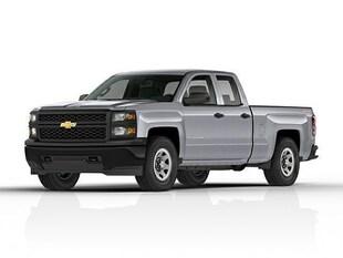 2015 Chevrolet Silverado 1500 W/T Truck Double Cab