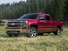 Used 2015 Chevrolet Silverado 1500 LT Truck Crew Cab for Sale in Monahans, TX