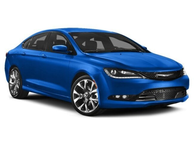 Used 2015 Chrysler 200 S Sedan Westfield, NY