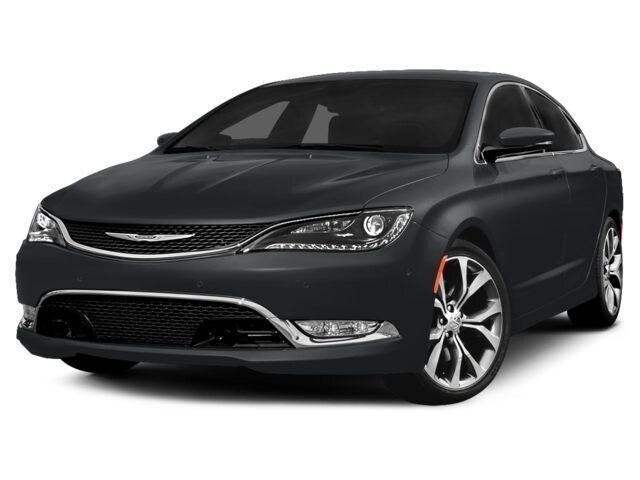 2015 Chrysler 200 Sedan