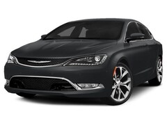 Certified 2015 Chrysler 200 C Sedan 1C3CCCEG0FN553470 for sale in Cadott, WI at Chilson's Corner Motors of Cadott