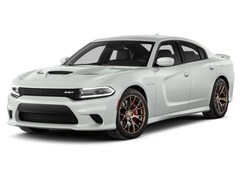 2015 Dodge Charger SRT Hellcat Sedan