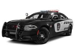 2015 Dodge Charger Police Sedan