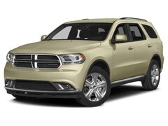 Used 2015 Dodge Durango SXT SUV 3740A for sale in Cooperstown, ND at V-W Motors, Inc.