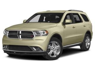 2015 Dodge Durango Limited AWD w/ Leather, Sunroof, NAV, and 3rd ROW SUV